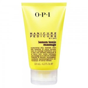 Manicure/Pedicure Lemon Tonic Scrub 125ml OPI - peeling