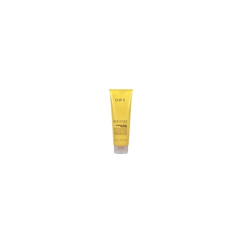 Manicure/Pedicure Lemon Tonic Scrub 750ml OPI - peeling