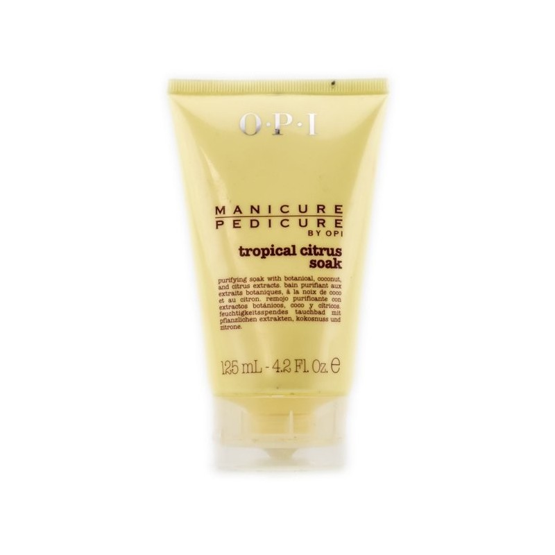 Manicure/Pedicure Lemon Tonic Mask 255ml OPI - maska