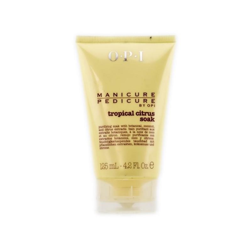 Manicure/Pedicure Lemon Tonic Mask 250ml OPI - maska OPI Mani Pedi