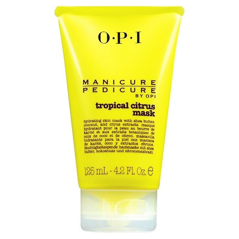 Manicure/Pedicure Lemon Tonic Mask 750ml OPI - maska