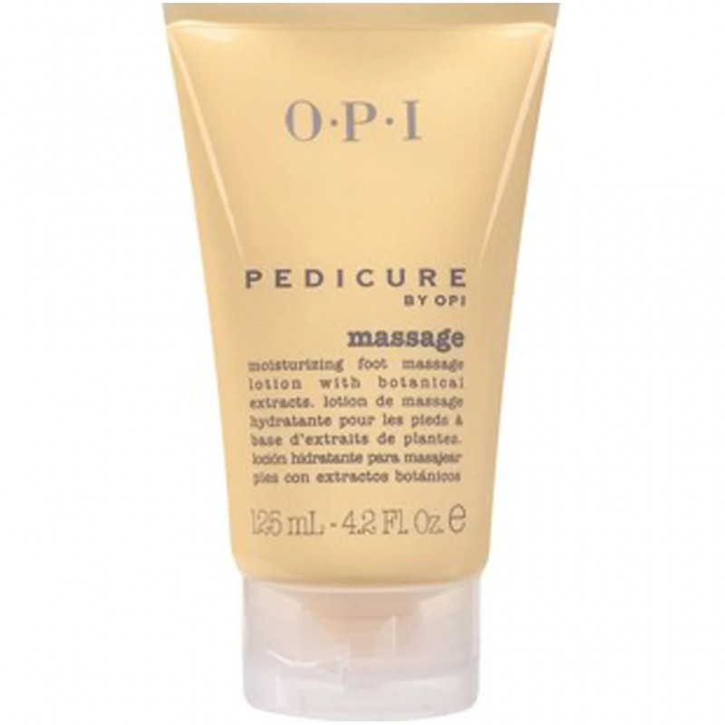 Manicure/Pedicure Lemon Tonic Massage 255ml OPI - masáž