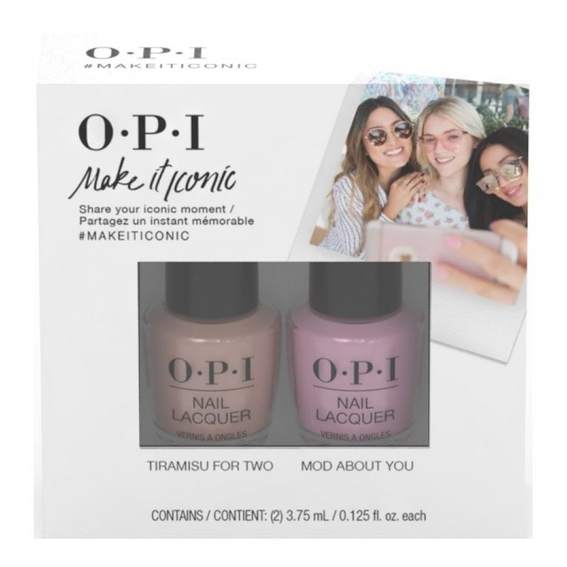 Manicure/Pedicure Cappuccino Mask 255ml OPI - maska