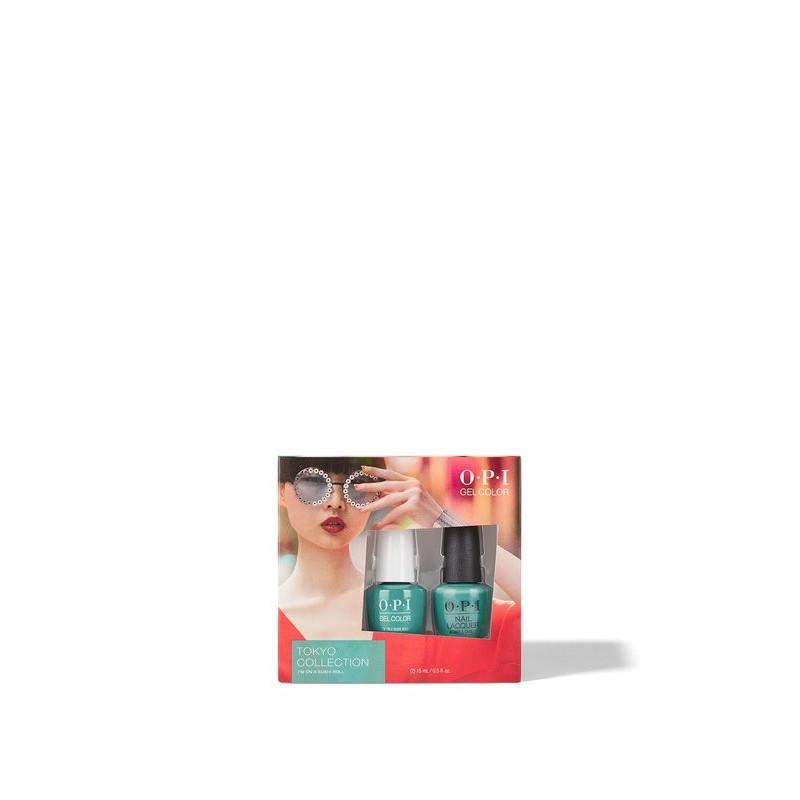 Manicure/Pedicure Espresso Soak 480ml OPI - lázeň